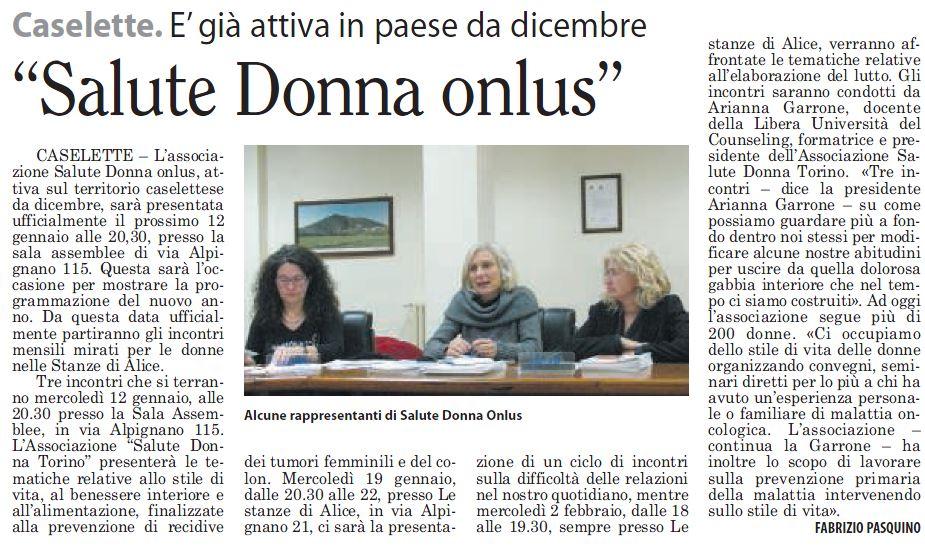 Salute Donna Torino