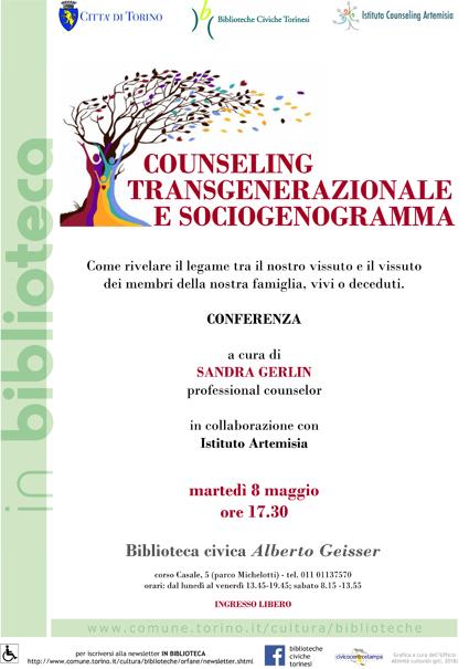 Counseling Transgenerazionale e Sociogenogramma