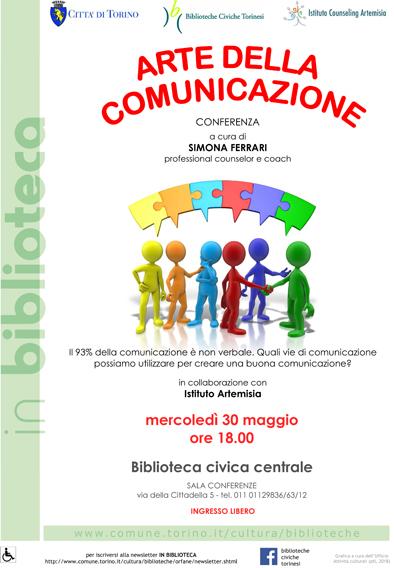 Arte della comunicazione - conferenza gratuita