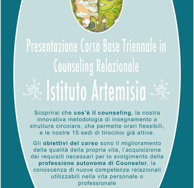 Presentazione corso in Counseling Relazionale