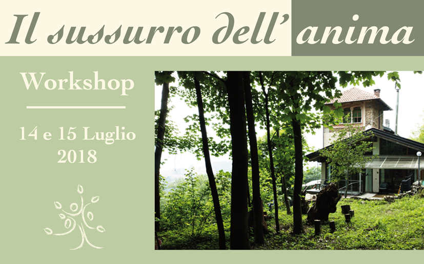 Workshop - Il sussurro dell'anima