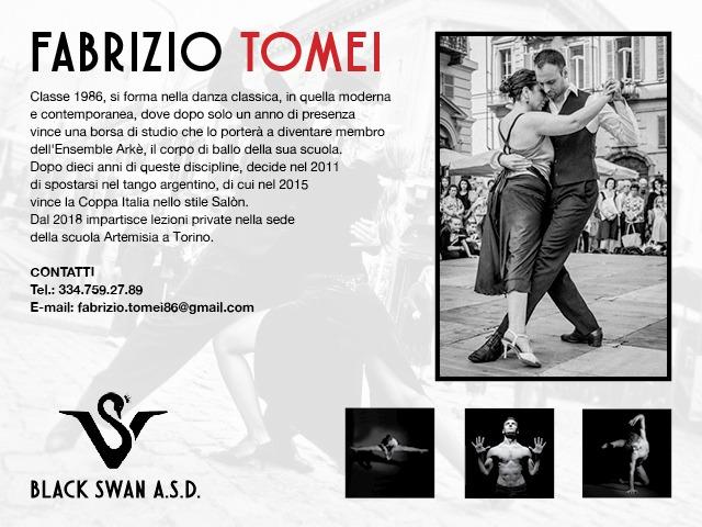 Lezioni di Tango Argentino in Artemisia