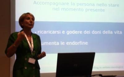 IAC Conference 2018 – Arianna Garrone: Counseling in ambito oncologico – Seconda parte