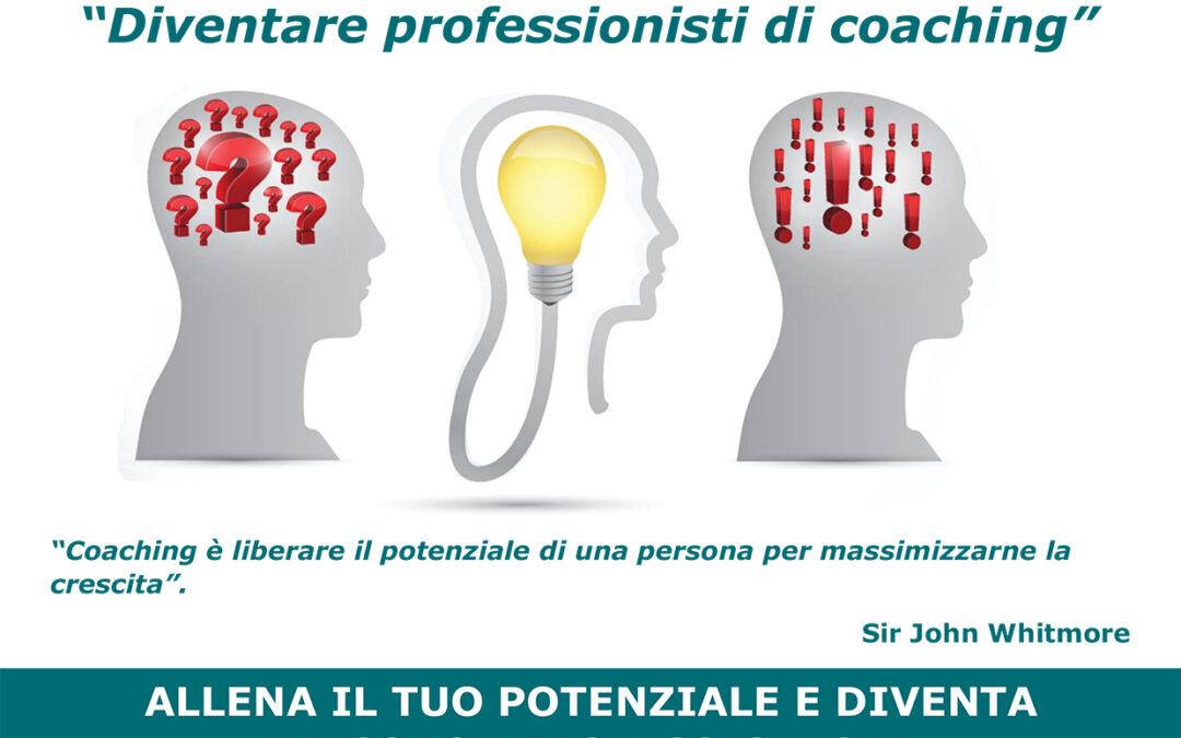 Corso di formazione in Coaching Professionale – iscrizioni aperte